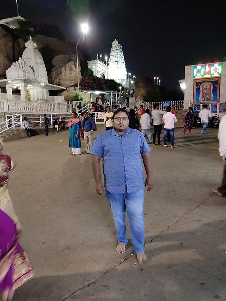 Kalla Venkata Pavan Kumar
