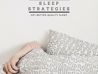 Sleep Strategies