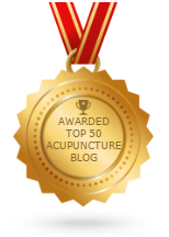Top 50 Acupuncture Blog!
