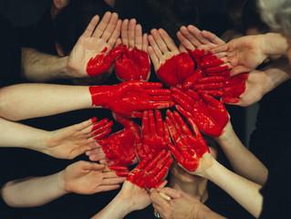 Sharing the acu-love <3