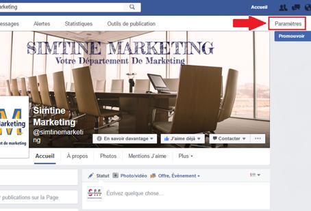 Page Fan Facebook : cinq options de messagerie pour être professionnel