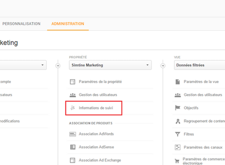 Google Analytics: avez-vous le plein contrôle de votre compte ?
