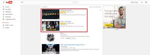 YouTube - Recherche dans YouTube