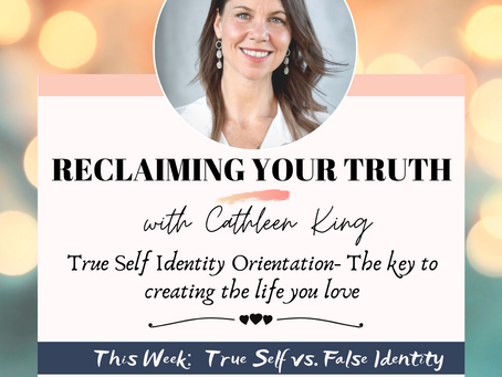 True Self vs False Identity Part 1
