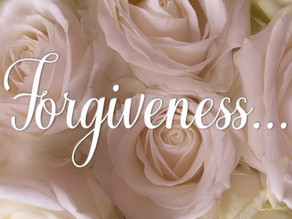 Maybe Forgiveness Happens TO You...