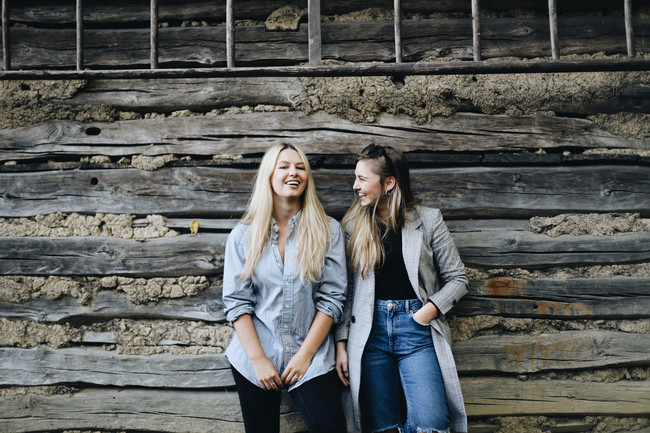 Kristýna a Denisa / Personal