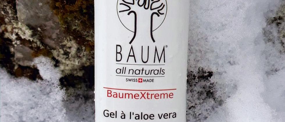 Gel désaltérant à l'aloe vera, visage, cheveux, 50 ml