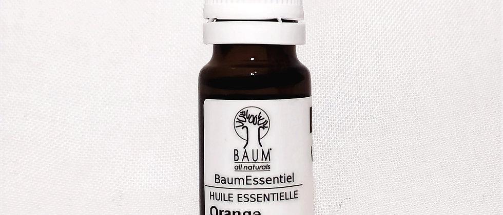 Huile essentielle d'orange douce, 10 ml
