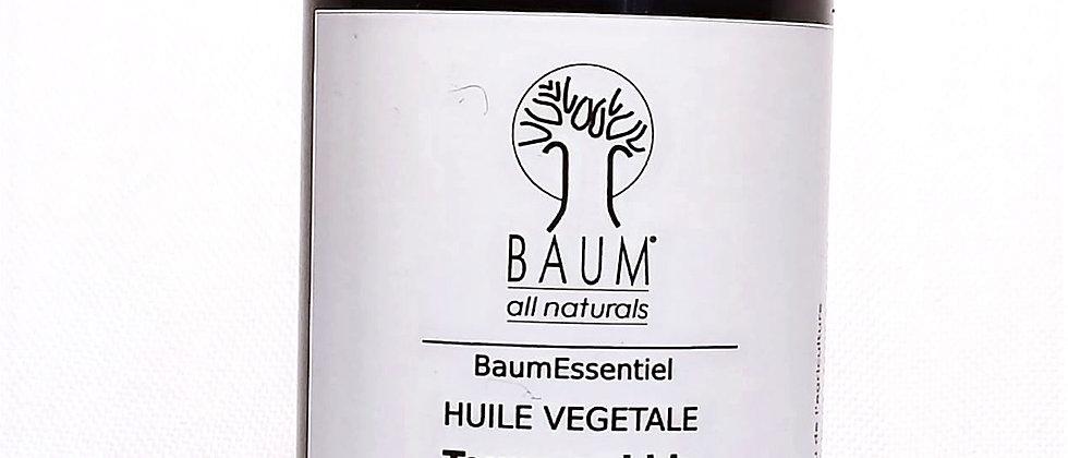 Huile végétale de tournesol bio, 150 ml, corps