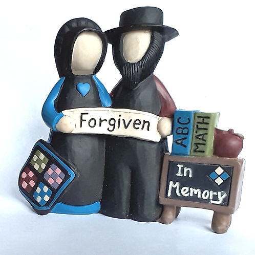 Forgiven (Signed by Artist)