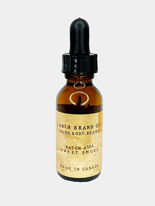 CABIN Brand Beard Oil