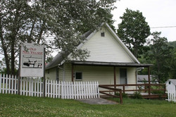 Old-Mill-Village-entrance