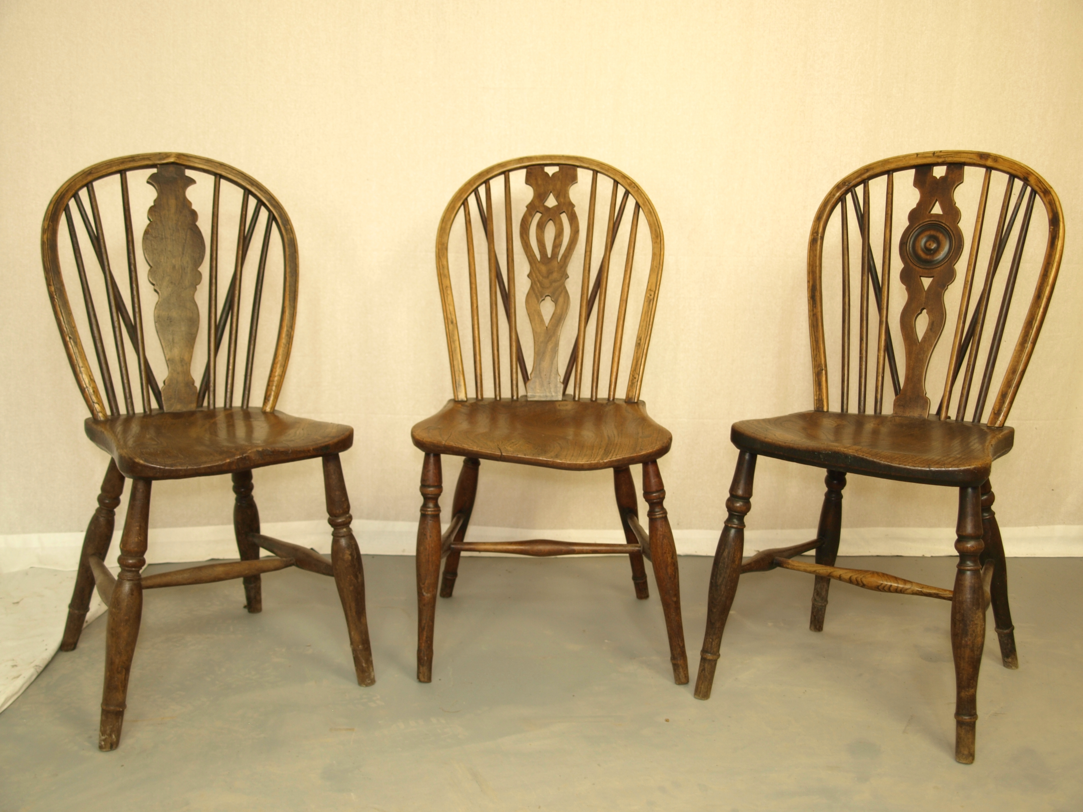 WINDSOR CHAIRS