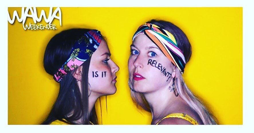 Wac Arts Weekender PR Image