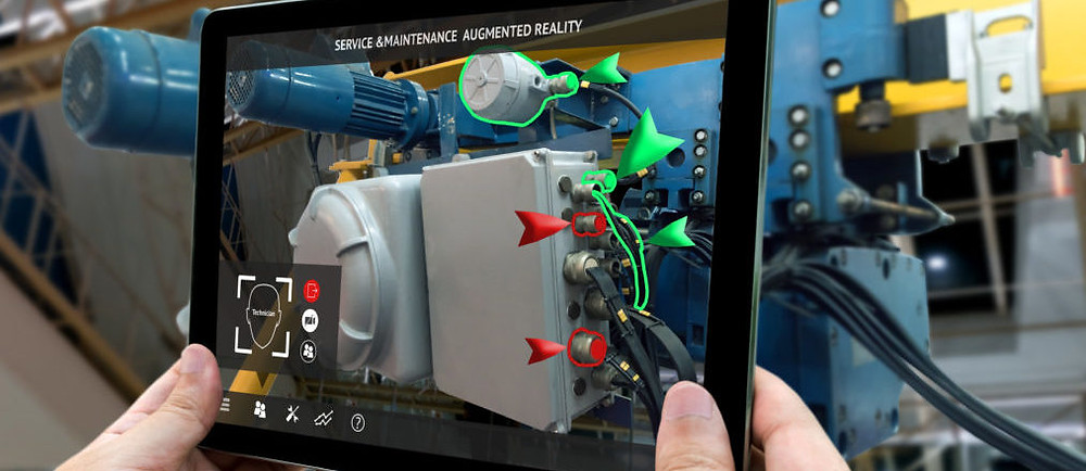 Augmented reality: the new business tool driving industry 4.0 image