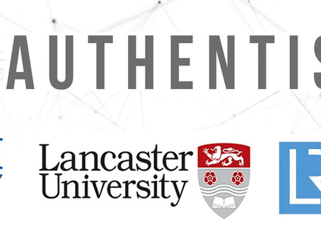 Authentise and team awarded UK Innovation Grant