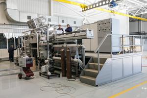 ODK-Saturn workshop. Photo via United Engine Corporation