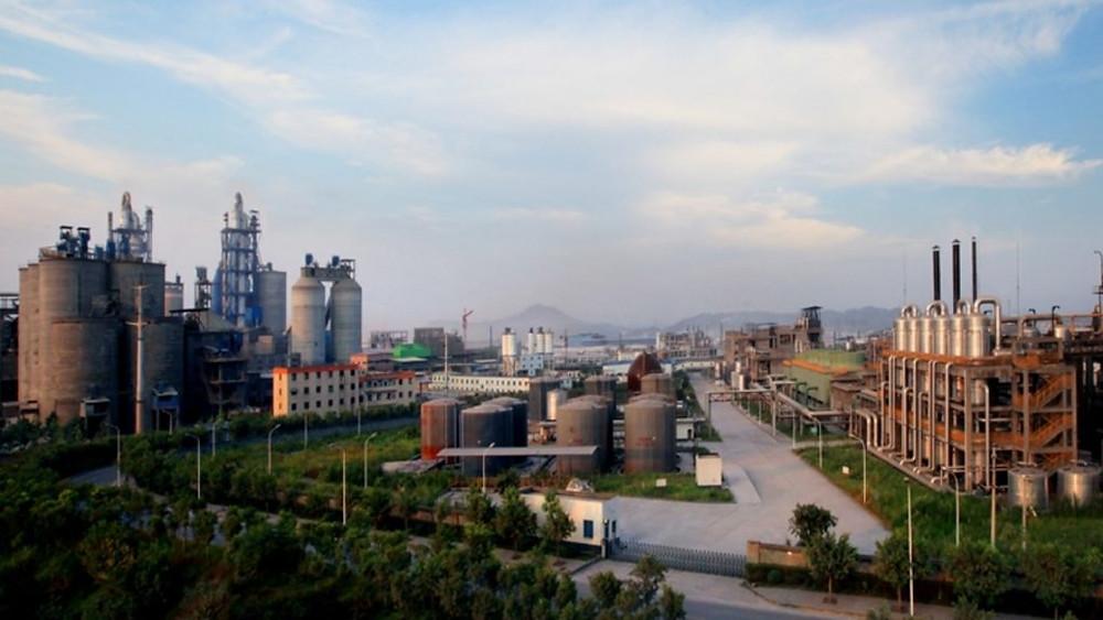 Chongqing is an industrial and technological hub. Image via BASF.