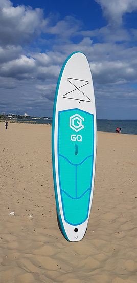 """9'6"""" GQ Inflatable Stand Up Paddle Board Set"""