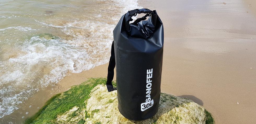 30L Sanofee Roll Top Lightweight Floating Waterproof Ocean Dry Bag
