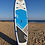 Thumbnail: 10' Surf Shack Blue Navigator Inflatable Stand Up Paddle Board Set