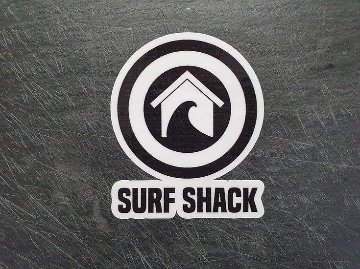 Surf Shack 'Hut' Sticker