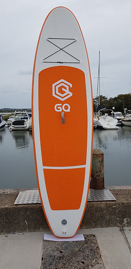 "9'6"" GQ Inflatable Stand Up Paddle Board Set"