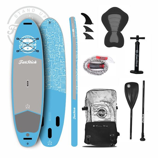 10'6 Fatstick Inflatable SUP Set