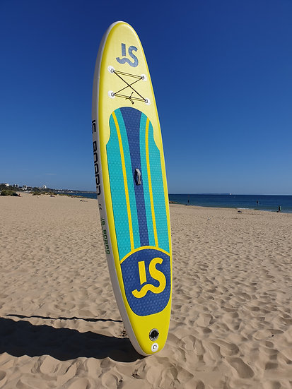 11' JS Vision Inflatable Stand Up Paddle Board Set