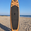 """Thumbnail: 10' 6"""" Surf Shack Wood Inflatable Stand Up Paddle Board Set"""