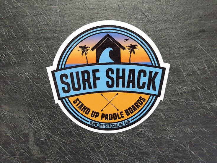 Surf Shack 'Sunset' Sticker