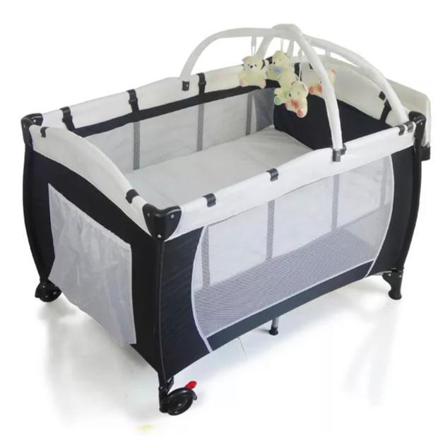 Atomic Hideaway: Baby Cot