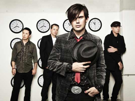 Grinspoon: Out of a Hat