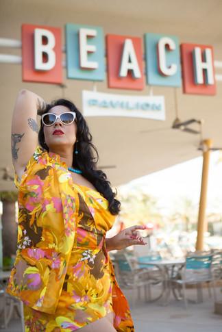Romona Deville - Cabana Bay - Pearl Davi