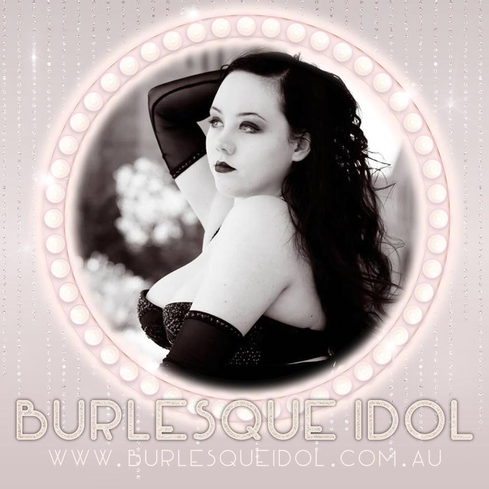 Pearl Davies Burlesque Idol Australia