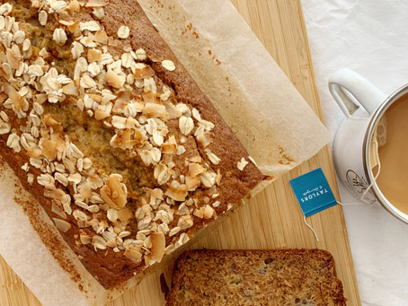 Supper Club Recipe with Lulu Bliss: Best Ever Banana Bread