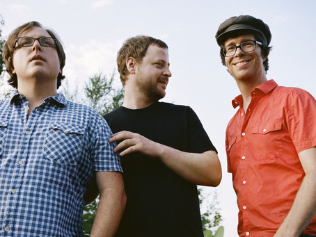 Ben Folds Five: Calling it a Comeback