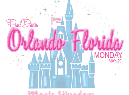 BOOK NOW! Disney's Magic Kingdom, Orlando Florida. 1 DAY ONLY - MONDAY MAY 29 2017
