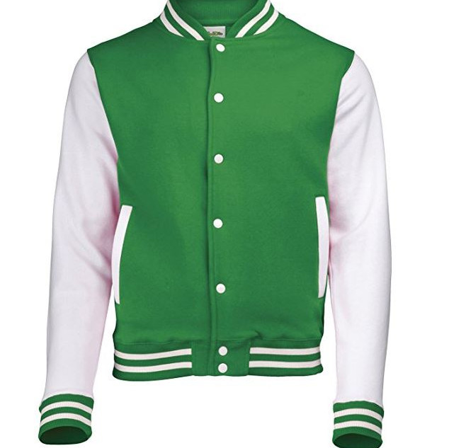 Pearl Davies Client Wardrobe - Lettermans Jacket, Green