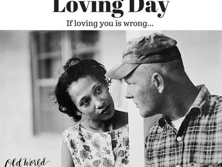 National Loving Day: The Fight against Racial Injustice