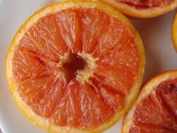 Supper Club Recipe: Broiled Grapefruit Halves Topped with Brown Sugar and Cinnamon