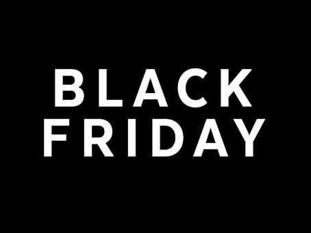 Black FriYAY Sale