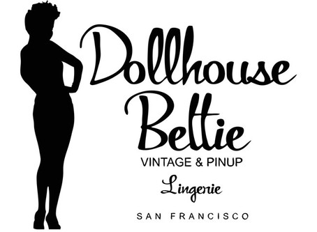 Dollhouse Bettie Lingerie: Fabrics, Trims and Lacey Bettie Things