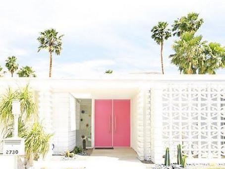 Midcentury Modern Doors