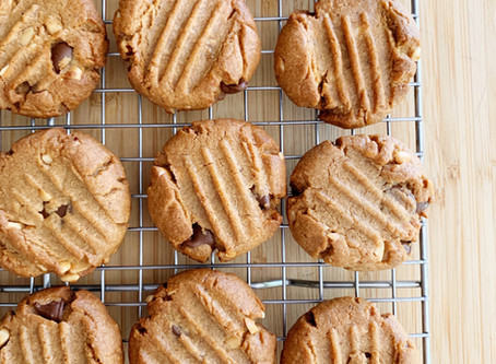 Supper Club Recipe with Lulu Bliss: Peanut Butter Cookies