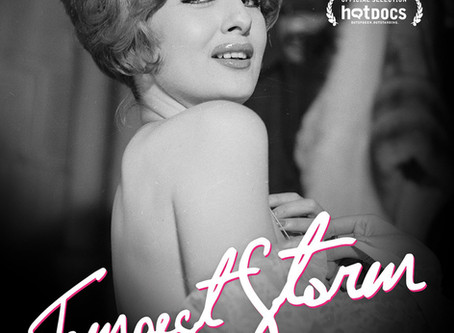 Tempest Storm: The Documentary Hitting Cinema Screens Near You!