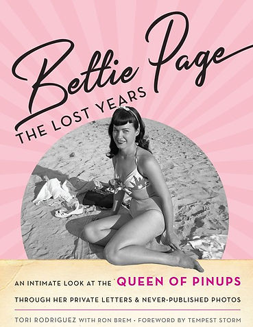 Pearl Davies Bettie Page Fitness The Los