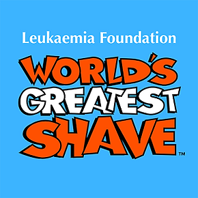 Pearl Davies supports Worlds Greatest Shave