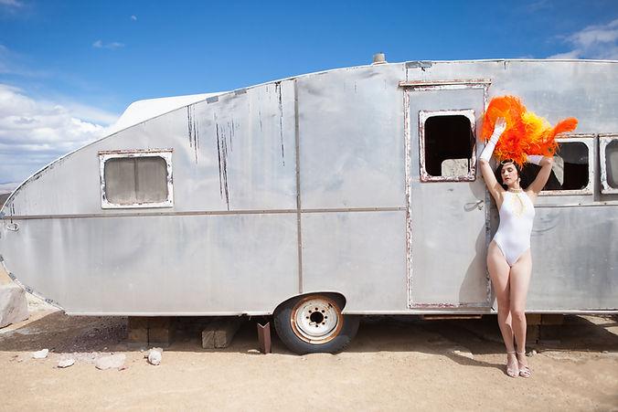 Pearl Davies - Hannie Raegan Burlesque-5