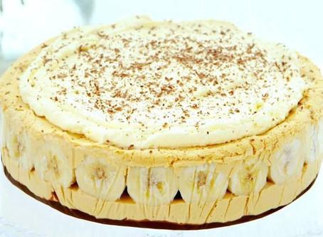Supper Club Recipe: Banoffee Ice Cream Pie